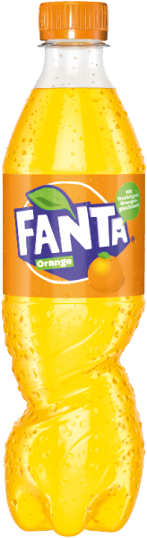 Fanta Orange 0,5 PET